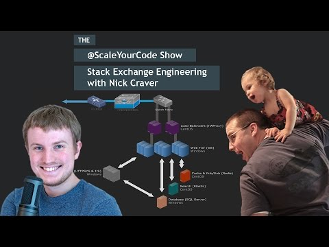 Stack Exchange Engineering with Nick Craver
