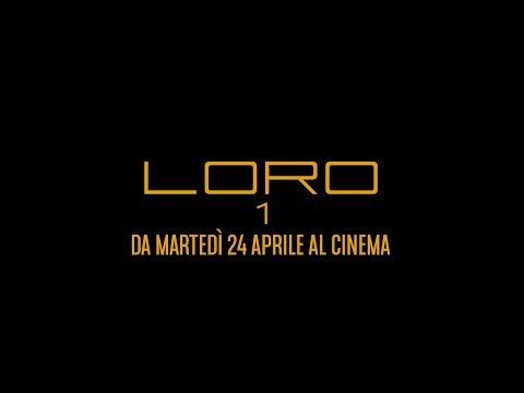 """TRAILER """"LORO 1""""  di PAOLO SORRENTINO"""