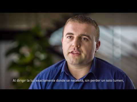 DLK Industrial LED Luminaire for Conveyors in Mining Applications (Spanish Subtitles)