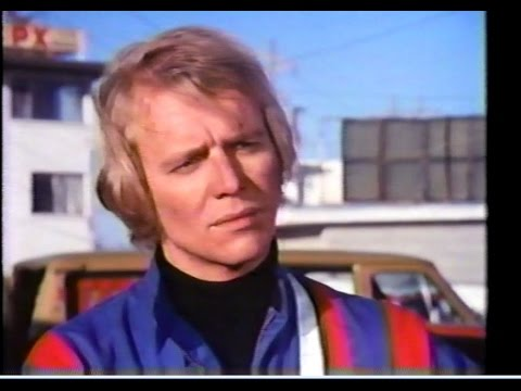 David Soul Movin' On TV movie  July 24 1972