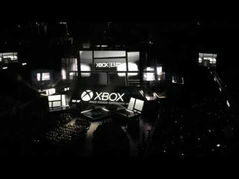 E3 Xbox One S 2016 Announcement