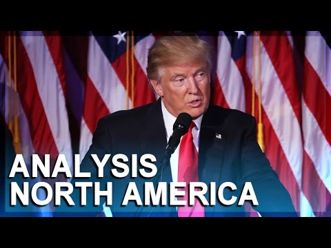 Geopolitical analysis 2017: North America, Part 2 of 2