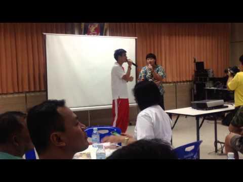 หยาดเพรช - Ten @ โรงพยาบาลพระมงกุฎ (28-11-2014)