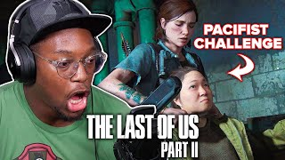 We Try Playing the Last of Us 2 Without Being Violent