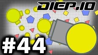WORLD'S STRONGEST NEW Tank..?!?! | Diep.io NEW UPDATE | Diep.io Part 44
