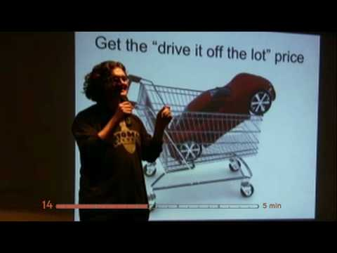 HOW TO BUY A NEW CAR WITHOUT GETTING SCREWED by Rob Gruhl