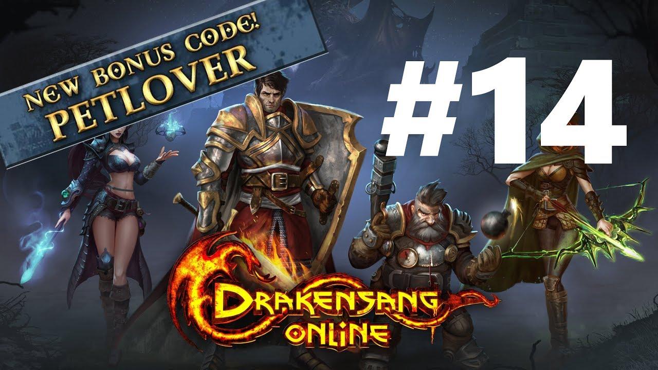 Drakensang Online #14 - Bonusowy kodzik! - YouTube  Drakensang Onli...