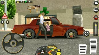 HQ Taxi Driving 3D #5 - Taxi Driver Simulator - Android Gameplay FHD