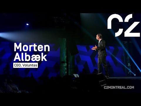 Morten Albæk on the Long Term Thinking of Renewable Energy    C2 MONTRÉAL 2015