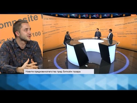 Bitcoin and BitHope on Bloomberg Bulgaria on 01.11.2015