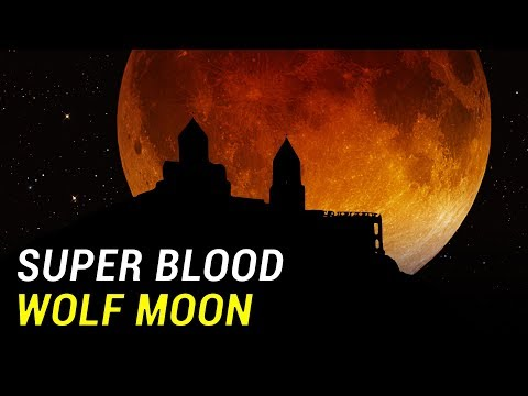 Murphy & Meg in the Morning - The Super Blood Wolf Moon is coming January 20-21