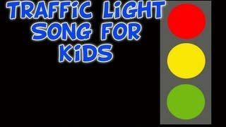 Preschool Song for Kids |TRAFFIC SONG | RED YELLOW GREEN