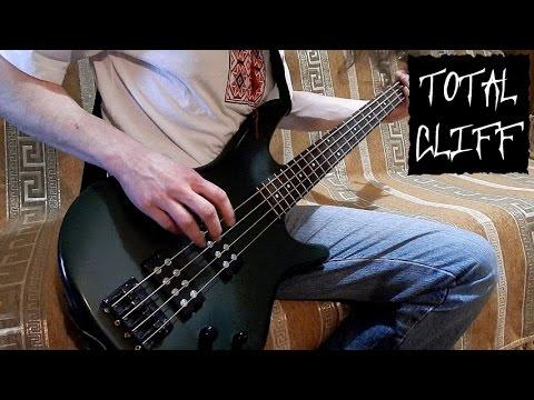 #6 Metallica - Motorbreath bass cover (free bass tab on AndriyVasylenko.com)
