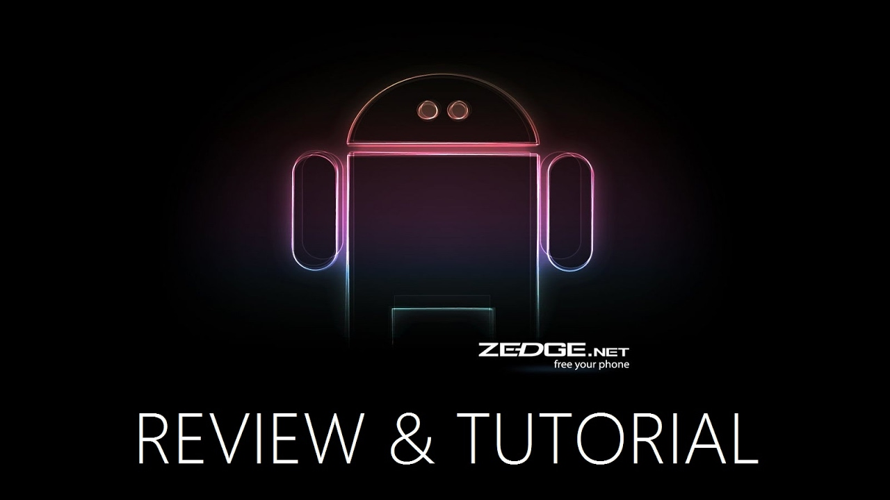 what does the zedge app do