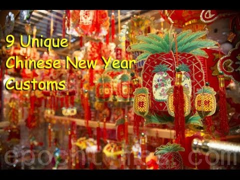 9 chinese new year customs that may surprise you - Chinese New Year Customs