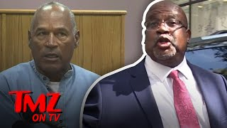 Christopher Darden Says Hide the Women and Children After O.J. Simpson's Released | TMZ TV