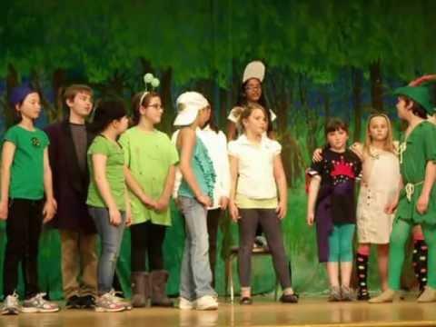 Caley Elementary School Drama