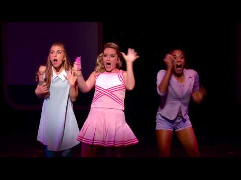 """""""Omigod You Guys"""" from Legally Blonde The Musical at Texas State University"""