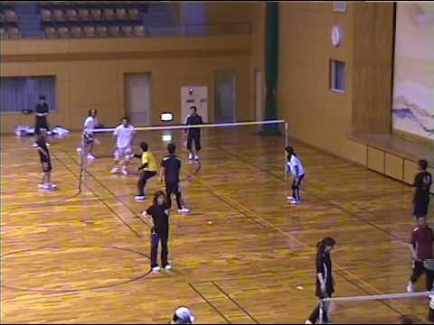 ファミリーバドミントン KOBUTA vs Vanquish?posted by Eminenzz0