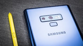 Is the Samsung Galaxy Note 9 Worth It?