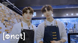 Johrista & Jaerista⭐ becoming barista☕ | Johnny's Communication Center (JCC) Ep.14