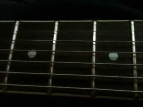 seven string standard tuning