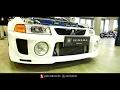 Mitsubishi Evolution 5 Modified - Borneo Kustom Show 2017