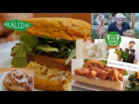 The Vegan Roadie (S02E3 - Pt. 2) New Orleans, LA