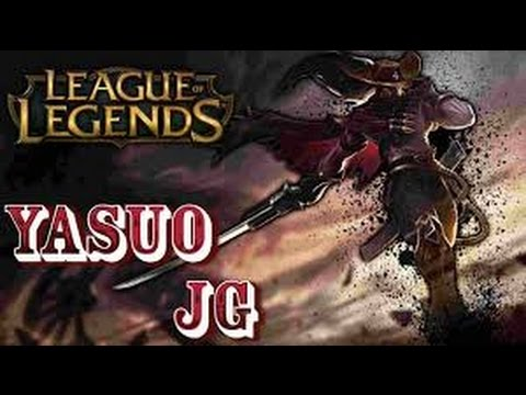 Serious Jungle Yasuo(blablablabla0003)