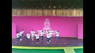 nxs! coreografias en el xochipilli