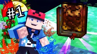 """Minecraft Elemental SMP - """"THE BOOK OF MAGIC!"""" Episode 1"""