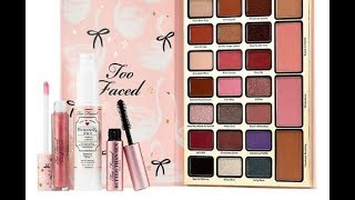Too Faced - 👑 Preview of New Dream Queen Makeup Collection + Swatches | MAKEUP ADDICTED