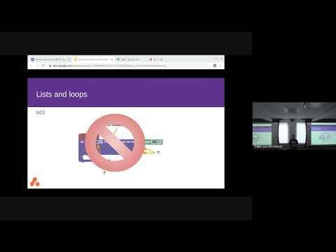 Blockly Developer Summit 2019: Adventures in Type Checking