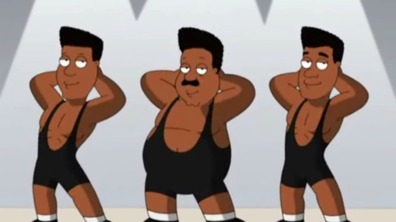 Best of Cleveland Brown - YouTube