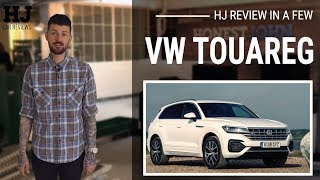 Car review in a few | 2019 Volkswagen Touareg - budget Bentley or extortionate Tiguan?
