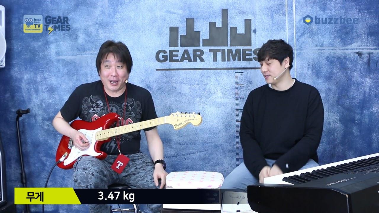 펜더 Fender Japan Hybrid 68s Stratocaster