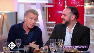 Franck Dubosc et François-Xavier Demaison, la suite ! - C à Vous - 11/02/2019