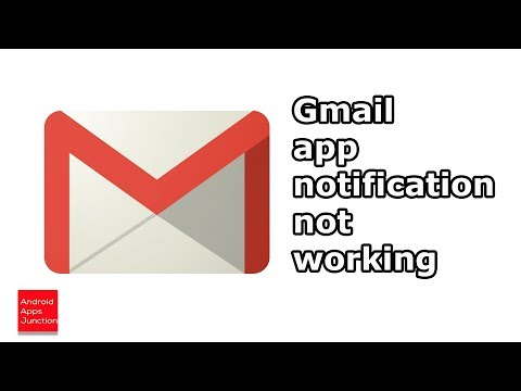 Gmail app notification not showing for new emails