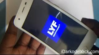 LYF C451 LS 4508 Hard reset 100% Done by iDarkodehack.