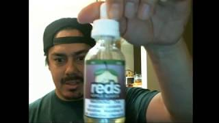 Reds Berries Ejuice Review