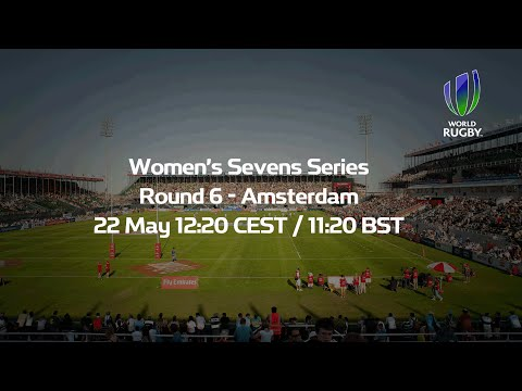 Women's Sevens Series Round 6 - Amsterdam - Day 1