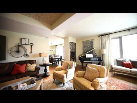 Luxury downtown Salt Lake City Condo - Real Estate Video Tour