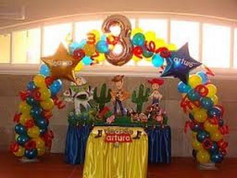 Como hacer decoraciones con globos youtube - Como hacer decoracion con globos ...
