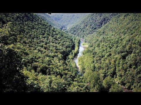 Exploring Pennsylvania Wilds: Pine Creek Gorge Natural Area