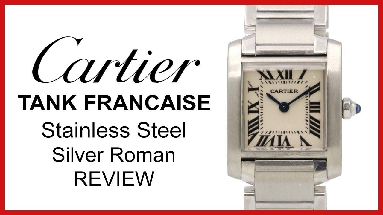 439191e8b39 ▷ Cartier Tank Francaise