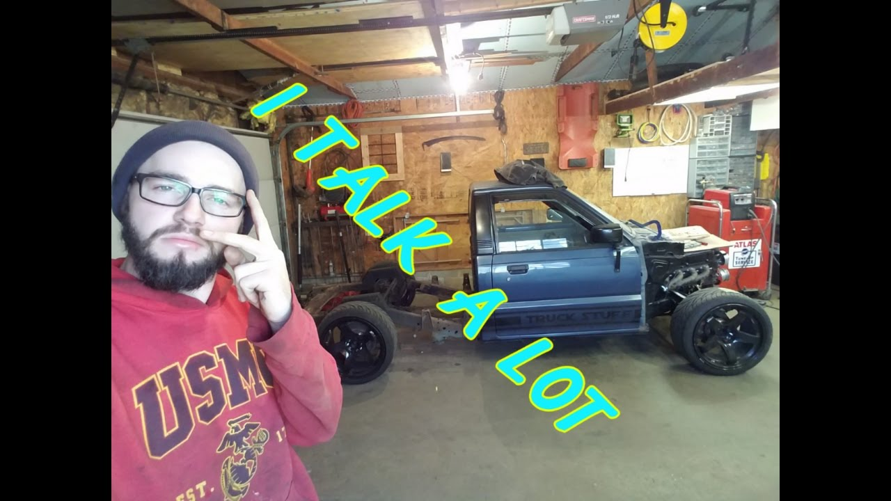 HOW TO V8 SWAP YOUR MAZDA PICKUP