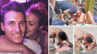 Gemma Atkinson and Gorka Marquez Cute, Romantic and Hottest PDA Moments of 2018