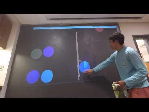 Computer Vision - Interactive Ball Pit