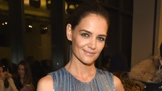 Katie Holmes Finally Reveals Who Was the Better Kisser on 'Dawson's Creek'