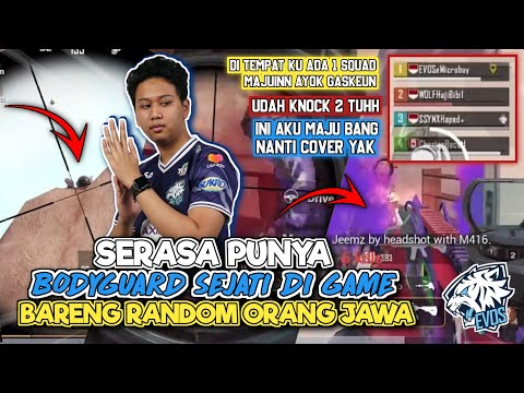 SERU BANGET KALAU PUNYA BODYGUARD RANDOM JAWA AUTO NYAYUR KILL BANYAK !! - Microboy